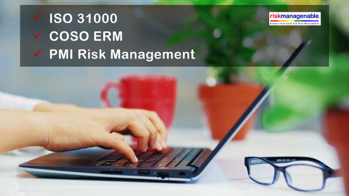 Risk Template Overview: ISO 31000, COSO ERM and Other Standards